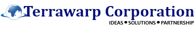 Terrawarp Corporation Logo